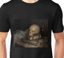 Skull and Gun Unisex T-Shirt