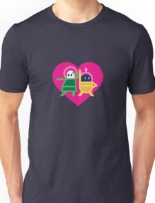 Love in a Dangerous Spacetime Unisex T-Shirt