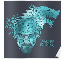 Walter is Coming Poster