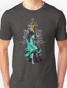 Gaming Princess: Midna (turquoise) Unisex T-Shirt
