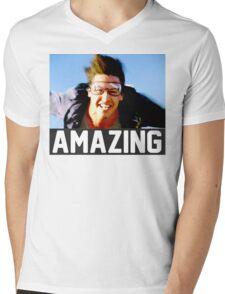 Johnny Utah Amazing Mens V-Neck T-Shirt