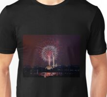 Independence Day in Washington DC Unisex T-Shirt