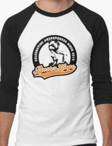 Buster Hugs Men's Baseball ¾ T-Shirt