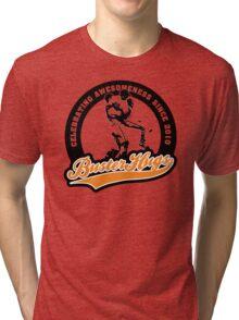 Buster Hugs Tri-blend T-Shirt