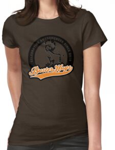 Buster Hugs Womens Fitted T-Shirt