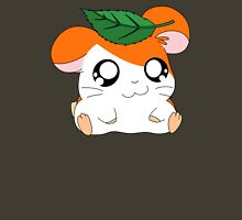 Hamtaro with Leaf Unisex T-Shirt