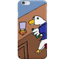Duckweiser iPhone Case/Skin