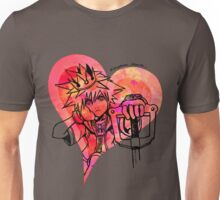 Sora, King of Hearts (red)  Unisex T-Shirt