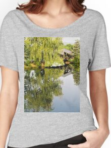 Weeping Reflections Women's Relaxed Fit T-Shirt