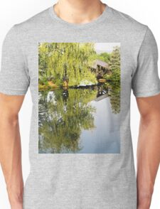 Weeping Reflections Unisex T-Shirt