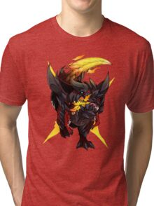 Glaive Anus Tri-blend T-Shirt