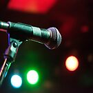 Microphone by Stevie B