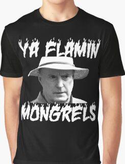 Alf Stewart Flamin Mongrels Graphic T-Shirt