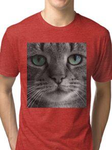 Joe Weller -  Kitty Picture Tri-blend T-Shirt