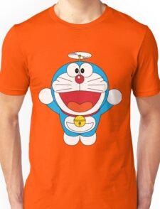 Doraemon Flying Unisex T-Shirt