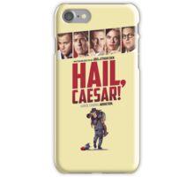 Hail, Caesar! iPhone Case/Skin