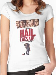 Hail, Caesar! Women's Fitted Scoop T-Shirt