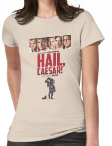 Hail, Caesar! Womens Fitted T-Shirt