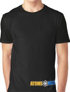 Atoms Matter Graphic T-Shirt