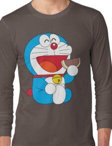 Doraemon Dorayaki Long Sleeve T-Shirt