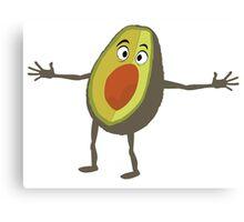 Avocado! Canvas Print