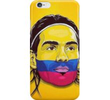 Falcao Colombia iPhone Case/Skin