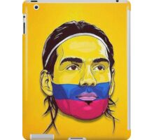 Falcao Colombia iPad Case/Skin