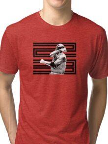 23- Triumph BW Tri-blend T-Shirt