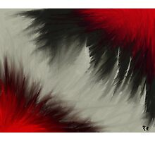 Fear Abstract Photographic Print
