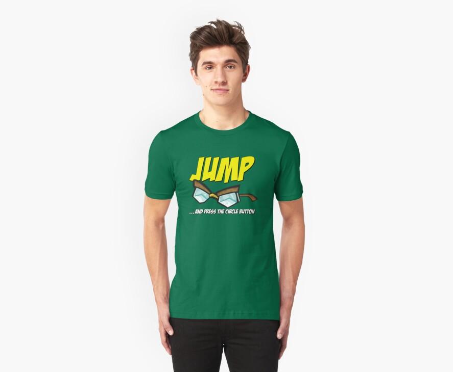 Jump... by HannyFranco