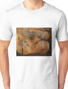 The Lonely Girl Unisex T-Shirt