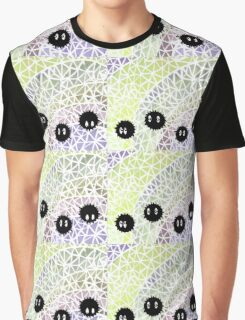 Cute Soot Sprites Graphic T-Shirt