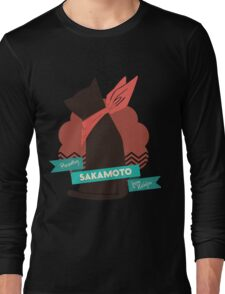 Nichijou Sakamoto  Long Sleeve T-Shirt