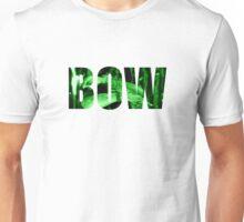 BOW BOW BOW Unisex T-Shirt