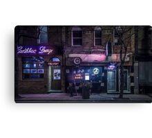 Cadillac Lounge Canvas Print