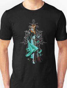 Gaming Princess: Midna (Grey) Unisex T-Shirt