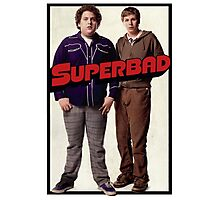 Superbad Photographic Print