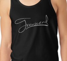 Transcend [White] Tank Top