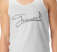 Transcend [Black] Tank Top