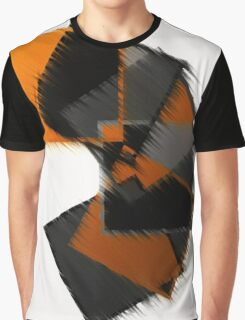 Descent - Abstract Graphic T-Shirt