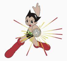 Astro Boy Baby Tee