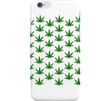 greens iPhone Case/Skin