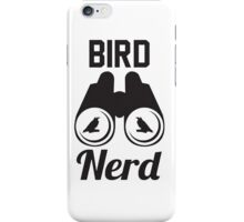 Bird Nerd iPhone Case/Skin