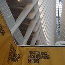 Opening Day of World Trade Center Transit Hub Oculus, Santiago Calatrava, Architect, Lower Manhattan, New York City by lenspiro