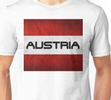 Austrian Pride T Shirt Unisex T-Shirt