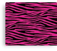0152 Barbie Pink Tiger Canvas Print