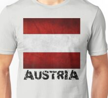 Austrian Flag Unisex T-Shirt