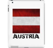 Austrian Flag iPad Case/Skin
