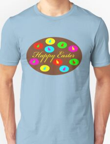 chocolate easter egg Unisex T-Shirt