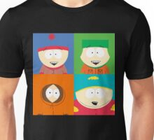 Southpark- The Gang Unisex T-Shirt